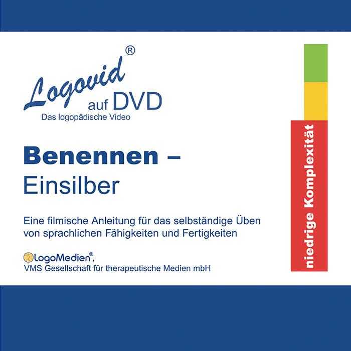 Cover Logovid Benennen Einsilber