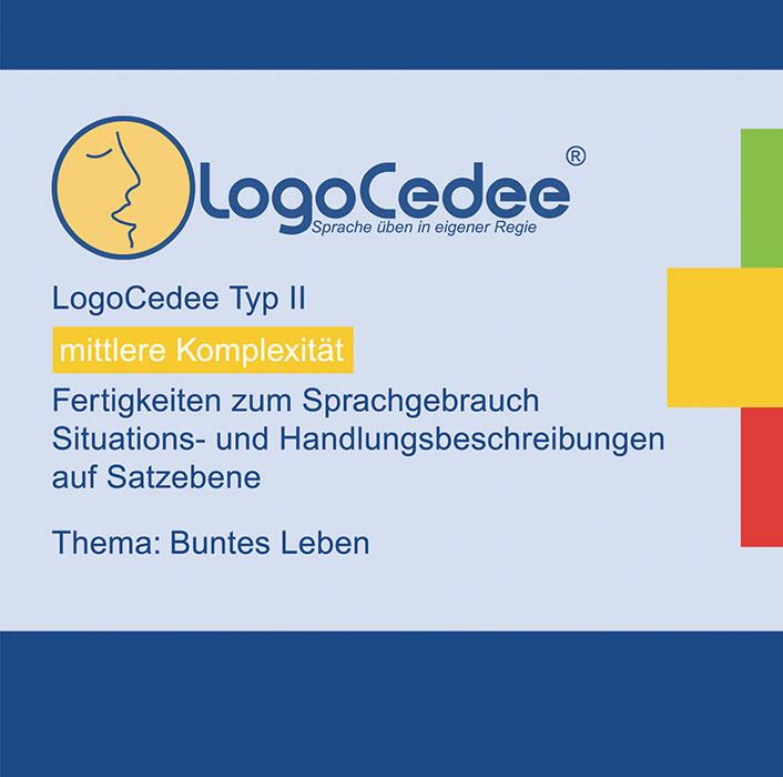 Cover LogoCedee Buntes Leben MK