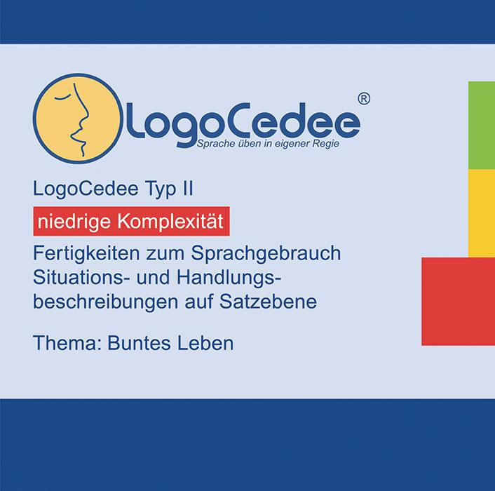 Cover LogoCedee Buntes Leben NK