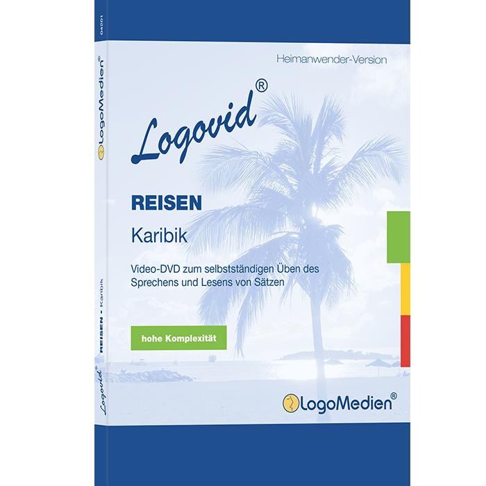 Cover Logovid REISEN Karibik