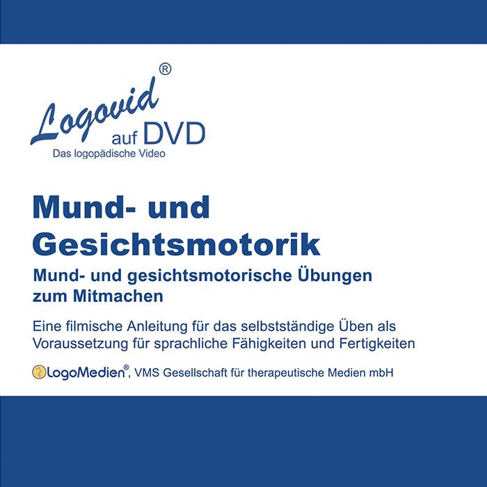 Cover Logovid Mund- und Gesichtsmotorik