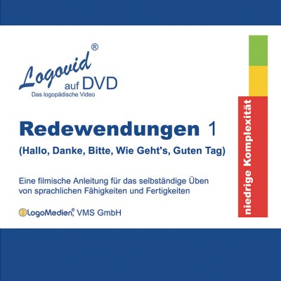 Cover Logovid Redewendungen