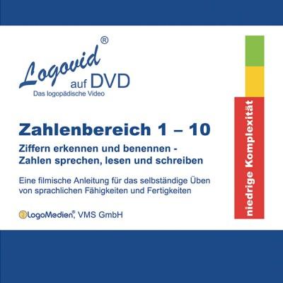 Cover Logovid Die Zahlen 1-10