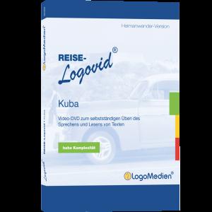 Cover Reise-Logovid Kuba