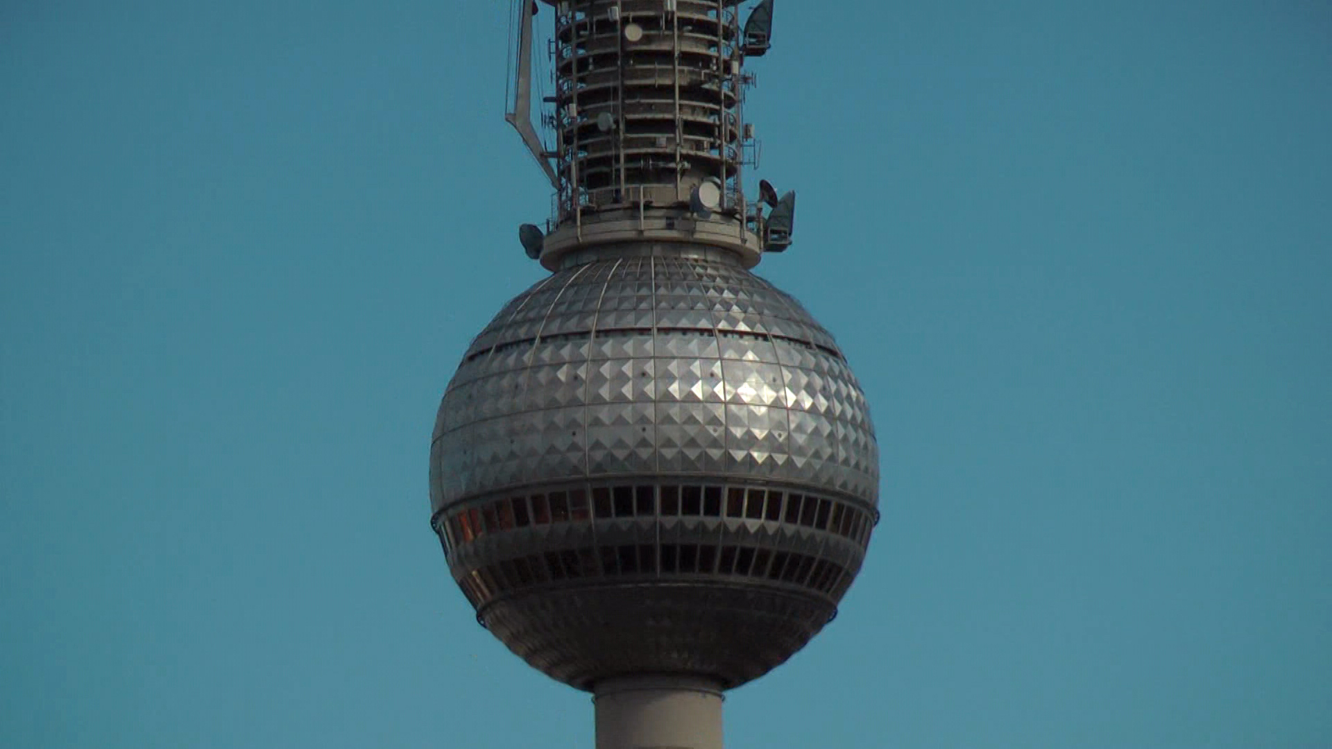 Fernsehturm REISE-Logovid Berlin von LogoMedien