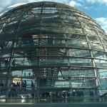 Reichstagkuppel REISE-Logovid Berlin von LogoMedien