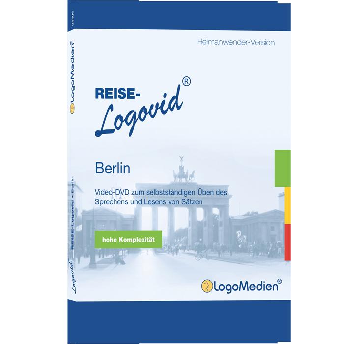 Cover REISE-Logovid Berlin