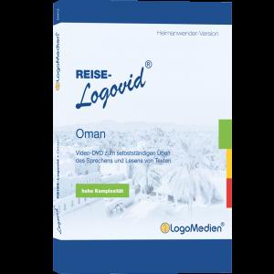 Produktcover REISE-Logovid Oman
