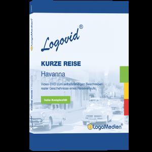 Cover Logovid KURZE REISE Havanna