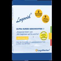 Cover Logovid ULTRA KURZE GESCHICHTEN 01 - LogoMedien