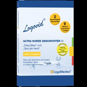 Cover Logovid ULTRA KURZE GESCHICHTEN 02 - LogoMedien